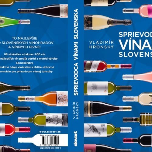 Tretie vydanie Sprievodcu vínami Slovenska