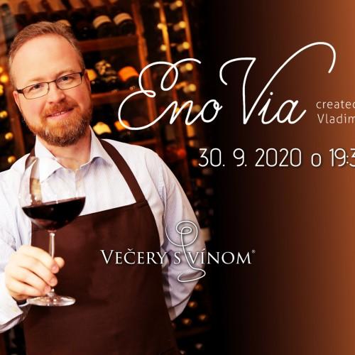 Večer s vínom Vladimíra Hronského