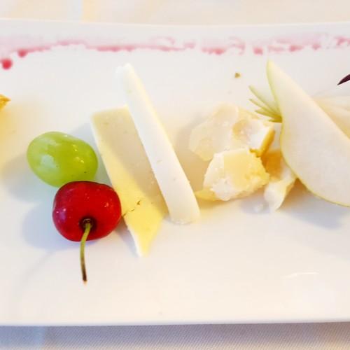 Degustácia syrov a vína