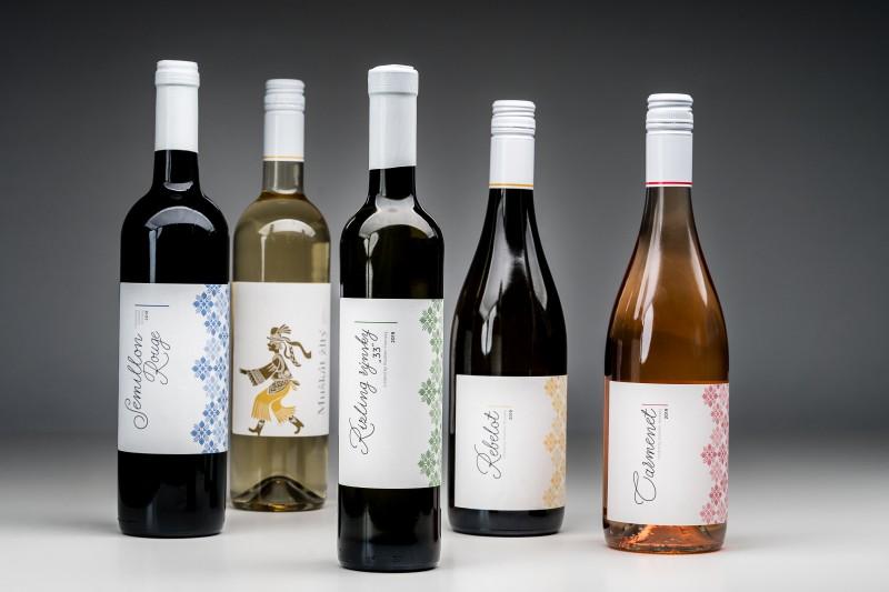 Nové ročníky vína v predaji
