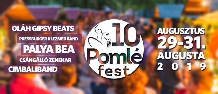 EnoVia na festivale Pomlé v Šamoríne