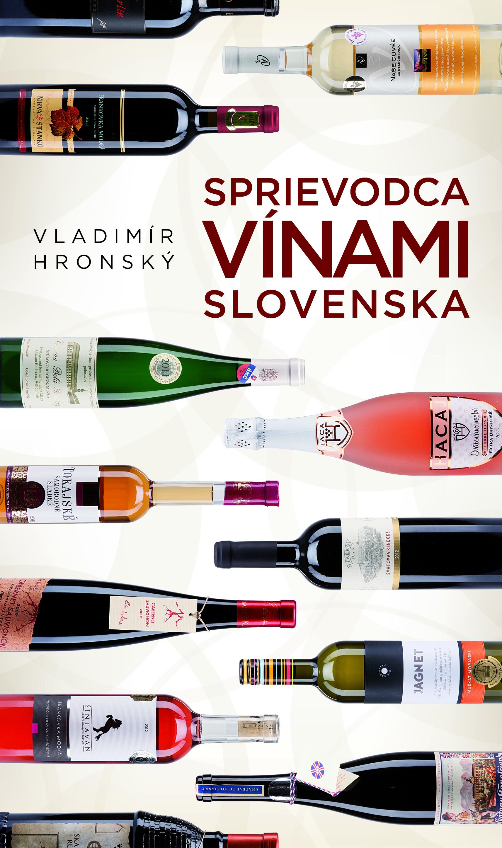Sprievodca vínami Slovenska (2015)