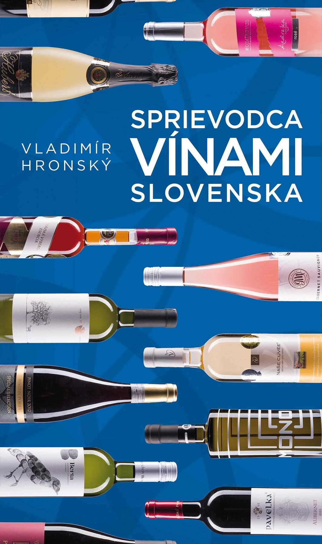 Sprievodca vínami Slovenska (2020)